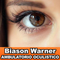 Biason Warner  Ambulatorio Oculistico